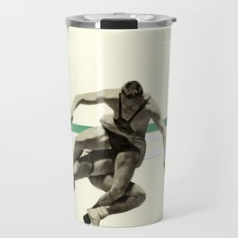 The Wrestler Travel Mug