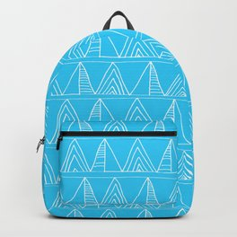 Triangles- Simple Triangle Pattern for hot summer days - Mix & Match Backpack