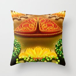 Colorful decorations Throw Pillow