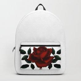Bleeding Rose Backpack