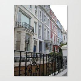 Notting Hill Canvas Print