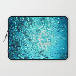 Abstract Bubbles Laptop Sleeve