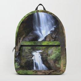 Miners Falls, Munising, Michigan. Backpack