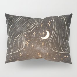 I see the universe in you. Pillow Sham