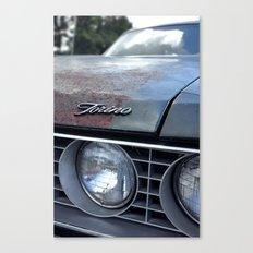 Gran Torino Vintage Canvas Print