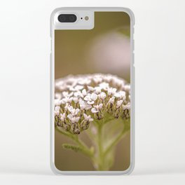 Yarrow II Clear iPhone Case