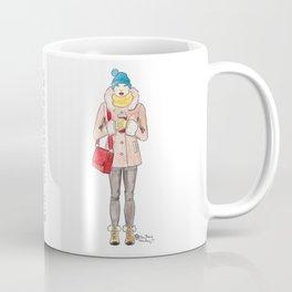 Happy Warm Coffee Coffee Mug