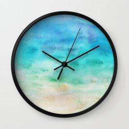 Beach Bound Wall Clock
