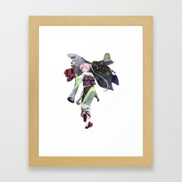 Kantai Collection - Akitsushima Framed Art Print