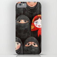 RUSSIAN IN ARABIC WORLD iPhone 6 Plus Slim Case