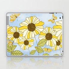 Summer Sunflower Splendor Laptop & iPad Skin