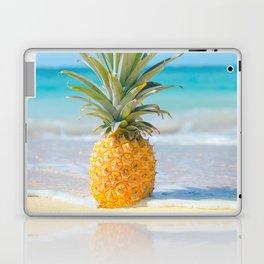 Aloha Pineapple Beach Kanahā Maui Hawaii Laptop & iPad Skin
