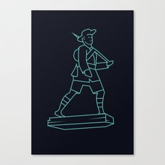 The Gurkhas Canvas Print
