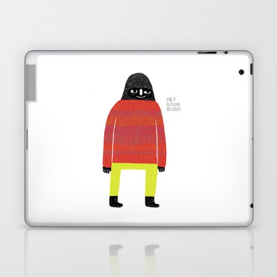 Good Buddy Laptop & iPad Skin