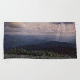 Appalachia Beach Towel