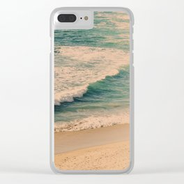 CALIFORNIA COAST - PACIFIC HIGHWAY ONE Clear iPhone Case
