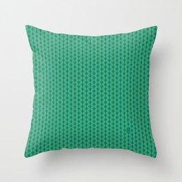TypoPattern no1 Throw Pillow