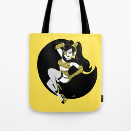 Shady Queen Tote Bag