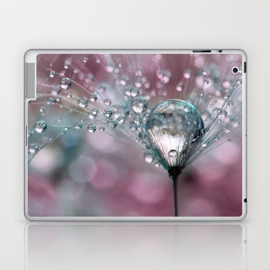 Rasberry Sparkles Laptop & iPad Skin