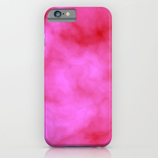Pink Clouds iPhone & iPod Case