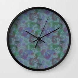 Light Irish Moss Wall Clock