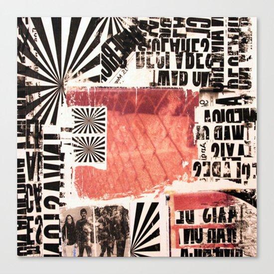 COPY Canvas Print