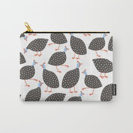 Guinea Hens Carry-All Pouch