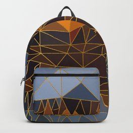 Autumn abstract landscape 3 Backpack