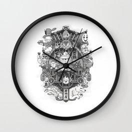 Ghibli Izakaya Wall Clock