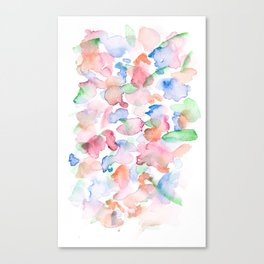 150725 My Happy Bubbles 27 Canvas Print