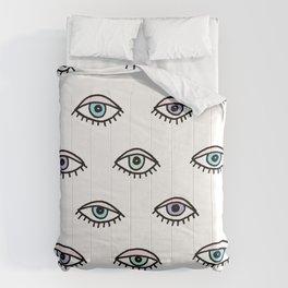 Eyes Comforters