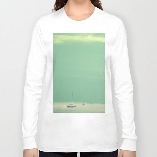 Smell the sea and feel the sky Long Sleeve T-shirt