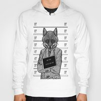 mr fox Hoodies featuring Mr fox.. by ZefxisJR281