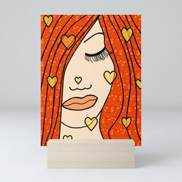 In Love Mini Art Print