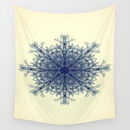 Snowflake No.3 Wall Tapestry