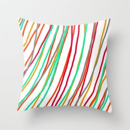 Pattern21 #society6 Throw Pillow