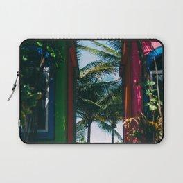 Akumal Caribbean Archway Laptop Sleeve