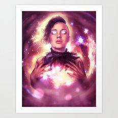 My Own God Art Print