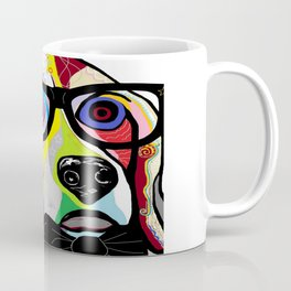 Sophisticated Beagle Coffee Mug