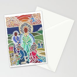 Held by Ahinoam Stationery Cards