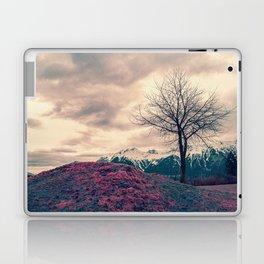 Japanese Mountains Laptop & iPad Skin