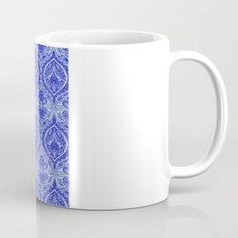 Simple Ogee Blue Coffee Mug