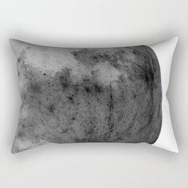 Negative Moon Rectangular Pillow