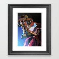 SW#50 Framed Art Print
