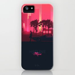 Hotline Miami iPhone Case