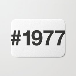 1977 Bath Mat