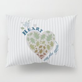 Coming Alive Pillow Sham
