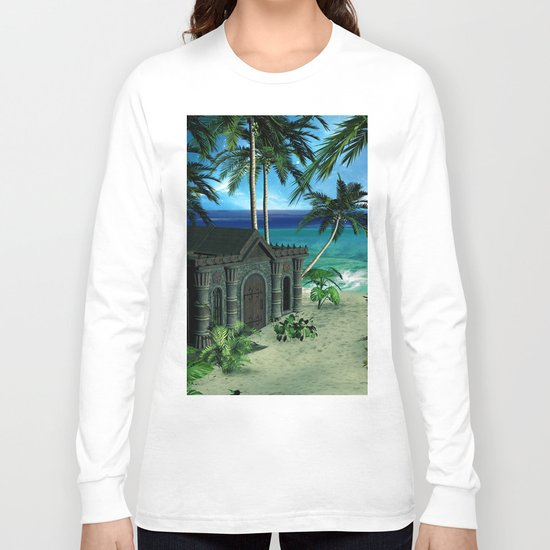 The  forgotten island Long Sleeve T-shirt