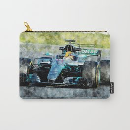 Lewis Hamilton 2017 Carry-All Pouch
