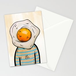 Fried Stationery Cards